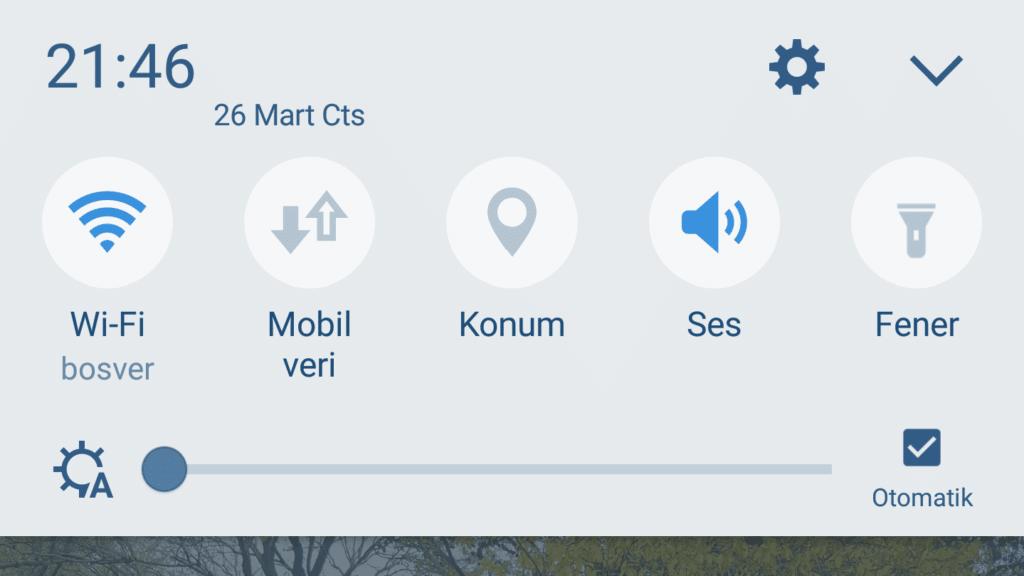 Samsung Galaxy S6 Marshmallow Güncellemesi Aldı
