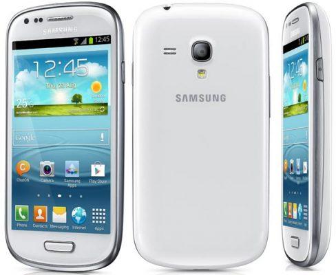 Telcep S3 Mini Beyaz Cep Telefonu (Yenilenmiş)