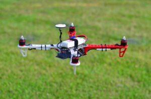 DJI F450 quadcopter frame