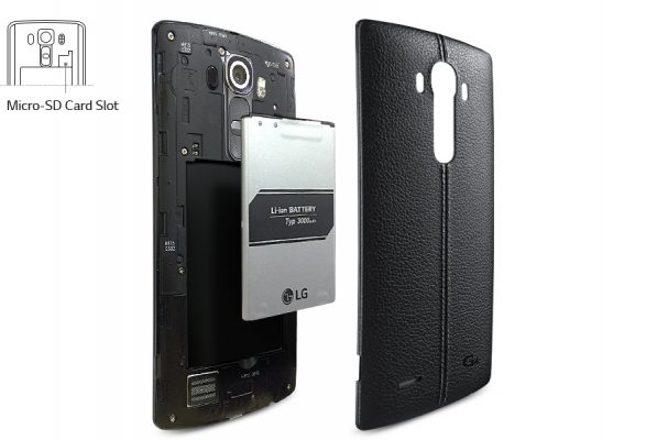 LG G4 LGH815TR Removable 3,000mAh Battery