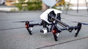 dji inspire 1 pro quadcopter drone