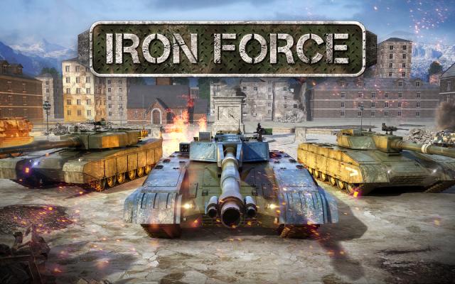 iron force - tank savaş oyunu